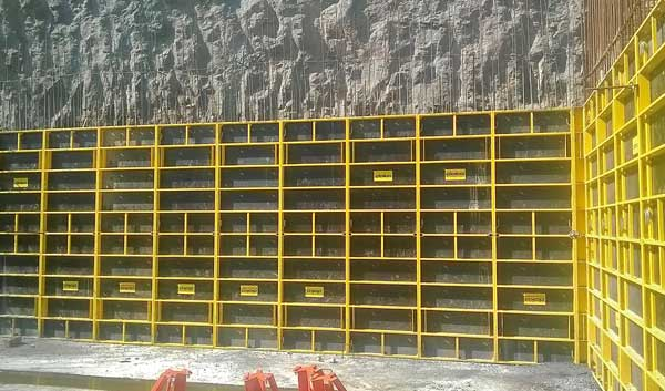 Resources - Formwork, Plant and Machinery - SJ Contracts, Pune, India